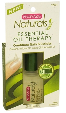 DROPPED: Nutra Nail - Naturals Essential Oil Nail Therapy - 0.5 oz.