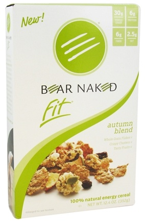 DROPPED: Bear Naked - Fit Cereal Autumn Blend - 12.4 oz.