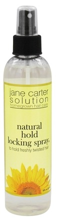 DROPPED: Jane Carter Solution - Natural Hold Locking Spray - 8 oz. CLEARANCED PRICED