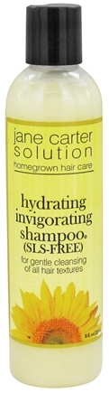 DROPPED: Jane Carter Solution - Hydrating Invigorating Shampoo SLS-Free - 8 oz. CLEARANCED PRICED