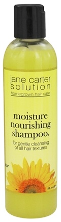 DROPPED: Jane Carter Solution - Moisture Nourishing Shampoo - 8 oz. CLEARANCED PRICED
