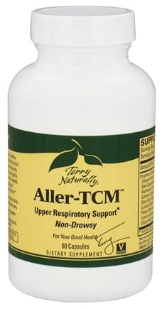 DROPPED: EuroPharma - Terry Naturally Aller-TCM - 60 Vegetarian Capsules CLEARANCE PRICED