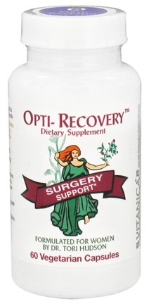 DROPPED: Vitanica - Opti-Recovery Surgery Support - 60 Vegetarian Capsules CLEARANCED PRICED