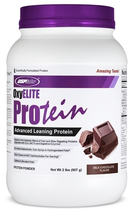 DROPPED: USP Labs - Oxy Elite Advanced Leaning Protein Milk Chocolate - 2 lbs. CLEARANCE PRICED