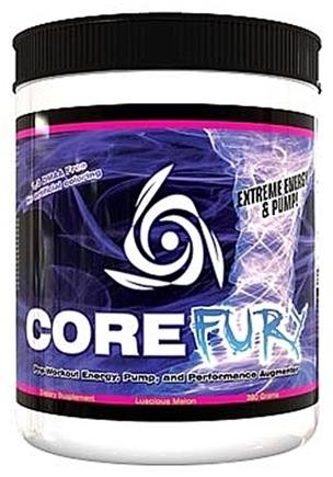 DROPPED: Core Nutritionals - Core Fury Luscious Melon - 380 Grams CLEARANCED PRICED