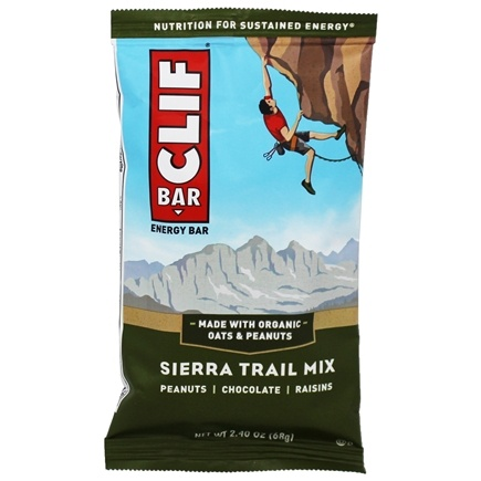Clif Bar - Energy Bar Sierra Trail Mix - 2.4 oz.