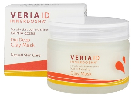 DROPPED: Veria ID - Dig Deep Clay Facial Mask - 1.7 oz. CLEARANCE PRICED
