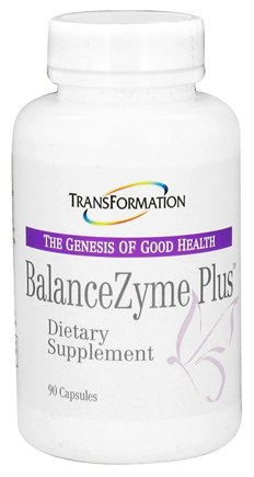 DROPPED: Transformation Enzymes - BalanceZyme Plus - 90 Capsules CLEARANCED PRICED