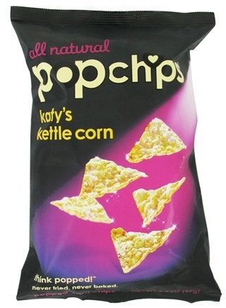 DROPPED: Popchip - Katy's Kettle Corn All Natural - 3.5 oz. DAILY DEAL