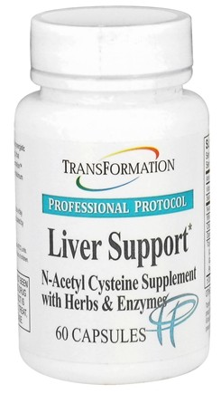 DROPPED: Transformation Enzymes - Liver Support - 60 Capsules CLEARANCE PRICED