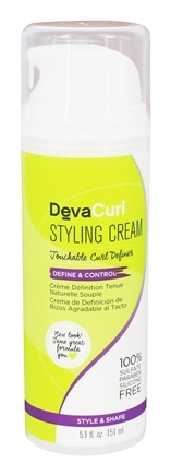 DROPPED: DevaCurl - Styling Cream - 5.1 oz. CLEARANCE PRICED