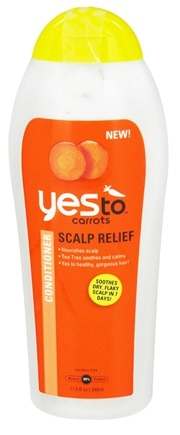 DROPPED: Yes To - Carrots Conditioner Scalp Relief - 11.5 oz. CLEARANCE PRICED