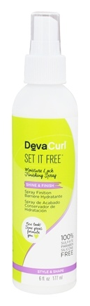 DROPPED: DevaCurl - Set It Free Finishing Hair Mist - 6 oz. CLEARANCE PRICED