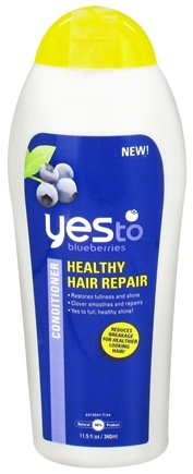 DROPPED: Yes To - Blueberries Conditioner Healthy Hair Repair - 11.5 oz. CLEARANCE PRICED