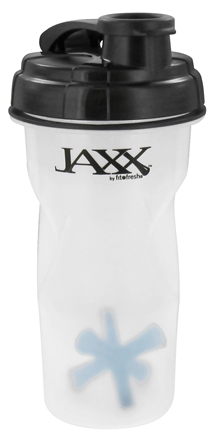DROPPED: Fit & Fresh - Jaxx Shaker Bottle Black - 28 oz. CLEARANCE PRICED
