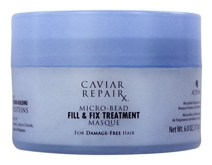 Alterna - Caviar Repairx Micro-Bead Fill & Fix Treatment Masque For Damage-Free Hair - 6 oz.
