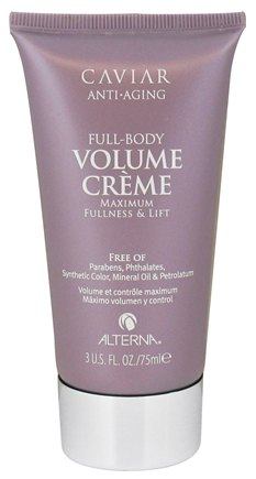 DROPPED: Alterna - Caviar Anti-Aging Full-Body Volume Creme - 3 oz. CLEARANCE PRICED