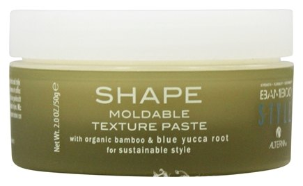 DROPPED: Alterna - Bamboo Style Shape Moldable Texture Hair Paste - 2 oz. CLEARANCE PRICED