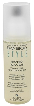 DROPPED: Alterna - Bamboo Style Boho Waves Tousled Texture Mist - 4.2 oz. CLEARANCE PRICED
