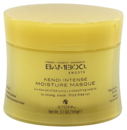 DROPPED: Alterna - Bamboo Smooth Kendi Intense Moisture Hair Masque - 5.1 oz. CLEARANCE PRICED