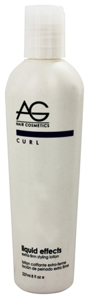 DROPPED: AG Hair - Curl Liquid Effects Styling Lotion - 8 oz.