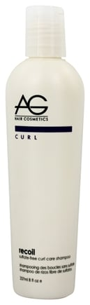 AG Hair - Curl Re:Coil Curl Activating Shampoo - 8 oz.