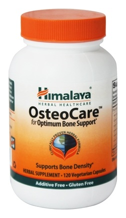 DROPPED: Himalaya Herbal Healthcare - OsteoCare for Optimum Bone Support - 120 Vegetarian Capsules