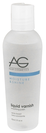 DROPPED: AG Hair - Moisture & Shine Liquid Varnish - 3 oz. CLEARANCE PRICED