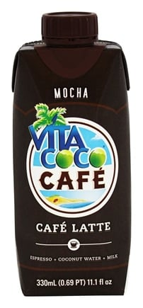 Vita Coco - Cafe Latte Coconut Water Mocha - 11.1 oz.