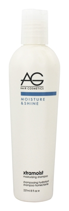 DROPPED: AG Hair - Moisture & Shine Xtramoist Moisturizing Shampoo - 8 oz. CLEARANCE PRICED