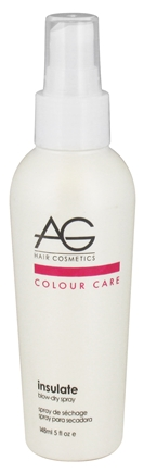 DROPPED: AG Hair - Colour Care Insulate Blow Dry Spray - 5 oz. CLEARANCE PRICED