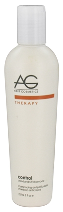 DROPPED: AG Hair - Therapy Control Anti-Dandruff Shampoo - 8 oz. CLEARANCE PRICED