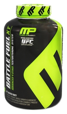 DROPPED: Muscle Pharm - Battle Fuel XT Hybrid Series - 160 Capsules