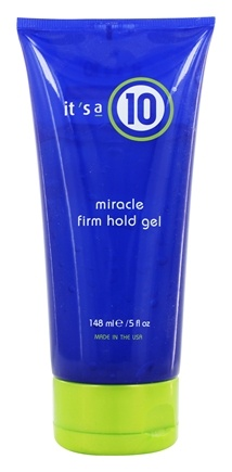 DROPPED: It's a 10 - Miracle Firm Hold Hair Gel - 5 oz.