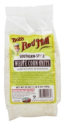 Bob's Red Mill - Southern-Style White Corn Grits - 24 oz.