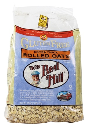 Bob's Red Mill - Gluten Free Thick Rolled Oats - 32 oz.