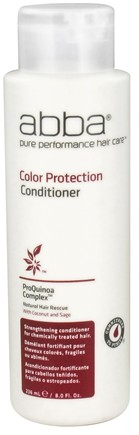 DROPPED: Abba Pure Performance Hair Care - Color Protection Conditioner - 8 oz. CLEARANCE PRICED