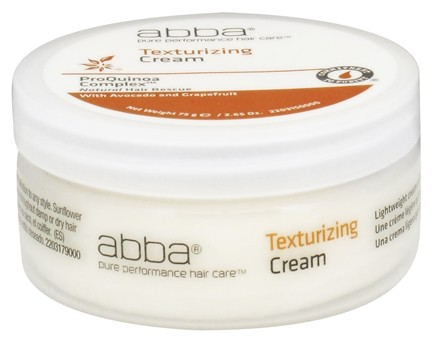 DROPPED: Abba Pure Performance Hair Care - Texturizing Cream - 2.65 oz. CLEARANCE PRICED