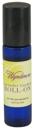Wyndmere Naturals - Aromatherapy Roll-On Lavender Garden - 0.27 oz.