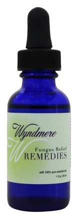 Wyndmere Naturals - Aromatherapy Remedies Fungus Relief - 1 oz.