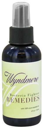 DROPPED: Wyndmere Naturals - Aromatherapy Remedies Bacteria Fighter - 4 oz. CLEARANCE PRICED