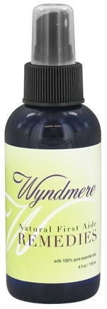 DROPPED: Wyndmere Naturals - Aromatherapy Remedies Natural First Aide - 4 oz. CLEARANCED PRICED