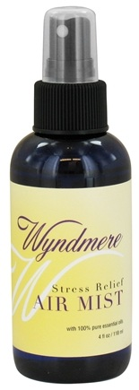 DROPPED: Wyndmere Naturals - Aromatherapy Air Mist Stress Relief - 4 oz. CLEARANCED PRICED