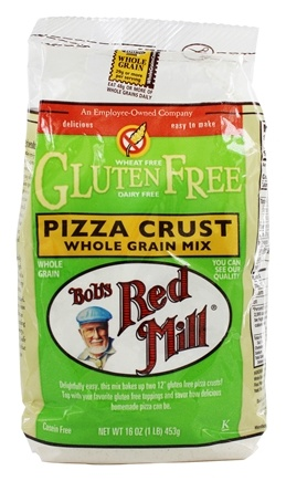 Bob's Red Mill - Gluten Free Pizza Crust Mix - 16 oz.