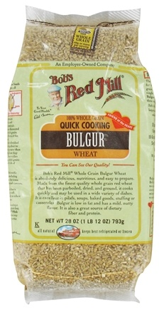 DROPPED: Bob's Red Mill - Quick Cooking Bulgur Wheat - 28 oz. CLEARANCE PRICED