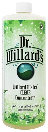 Dr. Willard's - Willard Water Clear Concentrate - 32 oz.