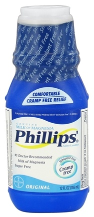 DROPPED: Phillips' - Milk of Magnesia Original - 12 oz. CLEARANCED PRICED