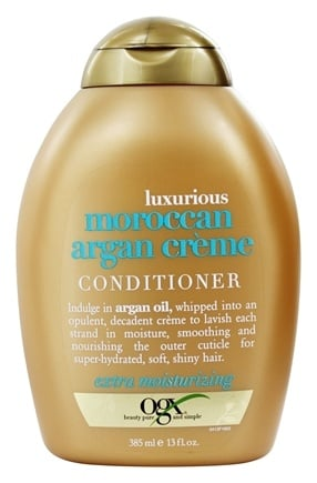 Organix - Conditioner Luxurious Moroccan Argan Creme - 13 oz.