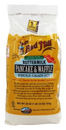 Bob's Red Mill - Buttermilk Pancake & Waffle Mix - 26 oz.