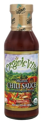 DROPPED: Organicville - Organic Chili Sauce - 13.5 oz.